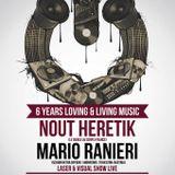 Mario Ranieri @ Club Monkeylab Cagliari, Italy 8.3.2014