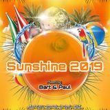 Sunshine 2019 mixed by BART & Paul (2019)