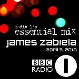 James Zabiela BBC Radio1 Essential Mix