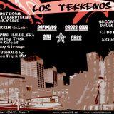 CARAVAN - Live @ CROSS CLUB - Los Tekkenos 20.04.2009