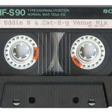 Dj Eddie B & Cat E G The Venue Spennymoor ( Mix Volume 1)Vinyl Rips.Fast Mix 2001 VDJ