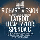 Powertools Mixshow - Episode 2-25-17 Ft: Richard Vission, Latroit, Lliam Taylor, & Spenda C