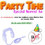 Party Time Special Nouvel An
