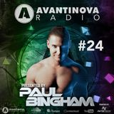 AVANTINOVA RADIO #24