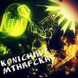 Konichiwa Mtherfuckers - A J-Garage Complilation by Yiannis Klidis & Helena Paleologou