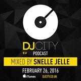 Snelle Jelle - DJcity Benelux Podcast - 26/02/16