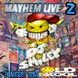 Dj Smiley - Live Old Skool Rave mixtape for Mayhem live.