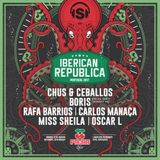 Carlos Manaça LIVE @ Iberican Republica | Pacha, Portugal