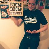 DJ Otto Fuchs with the New Zealand Rockabilly band Boom Boom Deluxe guesting with a new release!