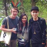 Jess Iszatt Interviews Jaymo and Andy George at their first ever Lost Village Festival 2015