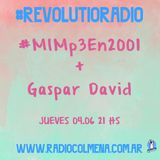 #RevolutioRadio - #MiMp3En2001 (04/06/2015)