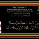Emission Roots'Secours du 30 octobre 2015