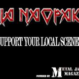 Pila Naopako metal radio show