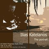 Ilias Katelanos at Ordem Progresso radio show bridge 13