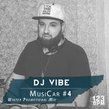 DJ ViBE - MusiCar #4 (Winter Promotional Mix) [26.11.2017]