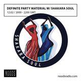 DPM W/ Shakara Soul: 12-02-17