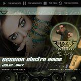 DJ RHAZOR - Session Electro House (Julio 2K17)