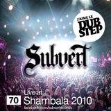 JLD #70 - SUBVERT Live at Shambhala '10