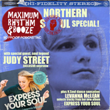 NORTHERN SOUL SPECIAL  with 'What' legend Judy Street
