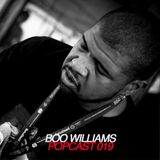 Boo Williams - Inside Your Soul - PCR#019