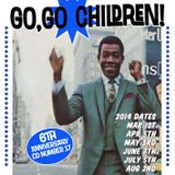 Go, Go Children Mix CD 17 - compiled by DJ Dean and John Stapleton, February 2014