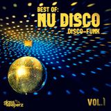 DJ Pedja - Best of Nu Disco / Disco-Funk Vol.1