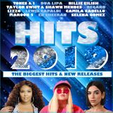 HITS 2019 : 4 feat. TONES & I DUA LIPA BILLIE EILISH LIZZO ED SHEERAN TAYLOR SWIFT SHAWN MENDES DAVE