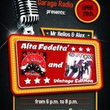 "Alta Fedeltà ""Vintage Edition"" -  in studio The Beatersband ed in diretta telefonica The Revangels"