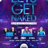 Let's Get Naked Live Set