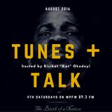 08.27: Tunes & Talk w/Kat (WPFW 89.3 FM)