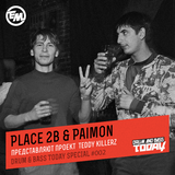 Place 2b & Paimon aka Teddy Killerz - Drum & Bass Today Special #002