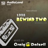 1998 Rewind Two : Mixed By Craig Dalzell