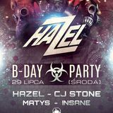 Insane @ Bajka Mielno - Hazel B-day 29.07.2015