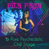 Rita Raga @ Pure Psychedelic Chill Stage (DJ set with live vocals)