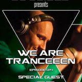 We Are Tranceeen Episode 014 Guest Joe Cormack (11-16-13)