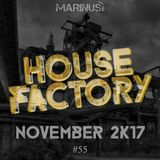Marinus - House Factory | November 2017