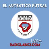 El Auténtico Futsal 25 - 04 - 16 en Radio LaBici