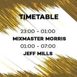 Mixmaster Morris @ Kompass Gent 2