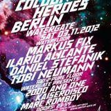 Kaiserdisco - 03.11.2012 Watergate Berlin (Cocoon Heroes vs. 100% Pure Party)