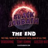 Black Sabbath - Genting Arena, Birmingham 2017-02-04 Excellent Audio Final Black Sabbath Show
