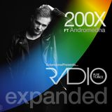 Solarstone presents Pure Trance Radio Episode 200X - Andromedha
