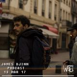 Wěi RADIO Podcast - James Djinn - 13 MAR 17