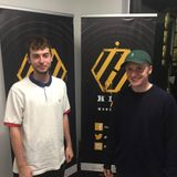 Honeypot - Natty and Jamie debut live in the studio / 26th October 2016