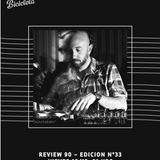 REVIEW 90, con Gustavo Sierra, edición 33, tercera temporada (Jueves 10 de Diciembre de 2015)