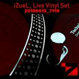 iZueL_ Live Vinyl Set - 20190415_7119