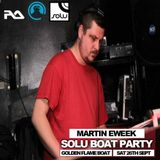 Martin Eweek ::SOLU 158:: Boat Party with A Guy Called Gerald Promo Mix
