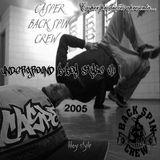 UNDERGROUND BBOY STYLE VL 1 - DJ CASPER - 2005