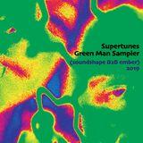 Supertunes Green Man Sampler (soundshape B2B ember) 2019
