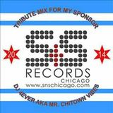 DJ 4EVER aka Mr. Chitown Vibes from Chicago IL - Tribute mix for my sponsor S&S Records Chicago 2014