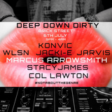 DeepDownDirty Not About The Genre Promo Mix - Col Lawton - House Music